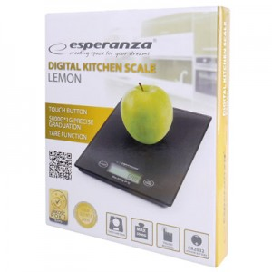 Esperanza Kitchen Scale Lemon