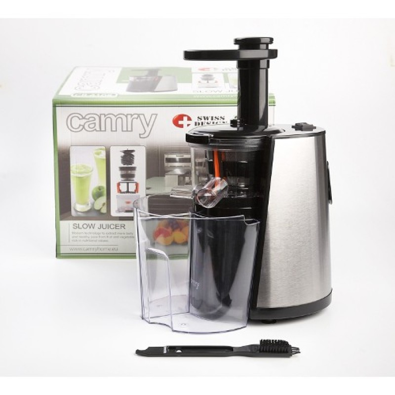 Slow Juicer Oxone Review : SLOW JUICER