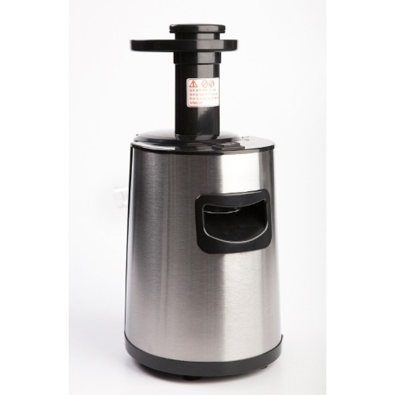 Hotpoint Ariston Slow Juicer Review : SLOW JUICER